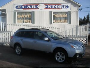 2014 Subaru Outback 2.5i PREMIUM AWD HEATED SEATS ALLOYS!! POWER