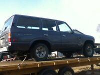 1987 Toyota Land Cruiser Wagon parts