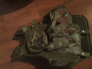 Army vest for airsoft or paintball Need gone ASAP