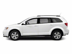 2012 Dodge Journey White SUV, Crossover $9900 OBO great shape