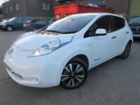 2015 Nissan Leaf E (24kWh) Tekna 5dr