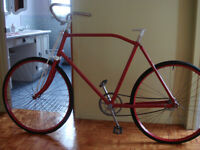 bicyclette antique