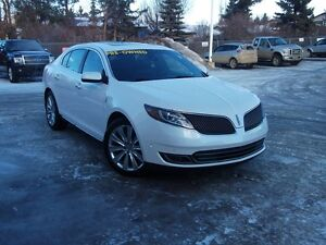 2016 Lincoln MKS AWD