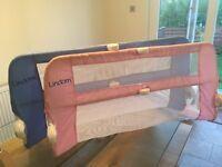 Pink or blue single bed side rail, Bishopbriggs area, smoke free home
