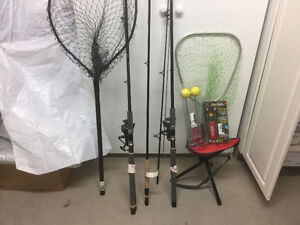 Moving to Europe all fishing for sale-in the Oliver area
