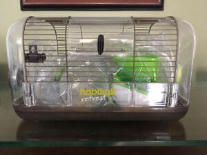 Cage à hamster et accesoires