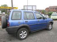 Land Rover Freelander 2.0 auto 2001MY Td4 GS DIESEL