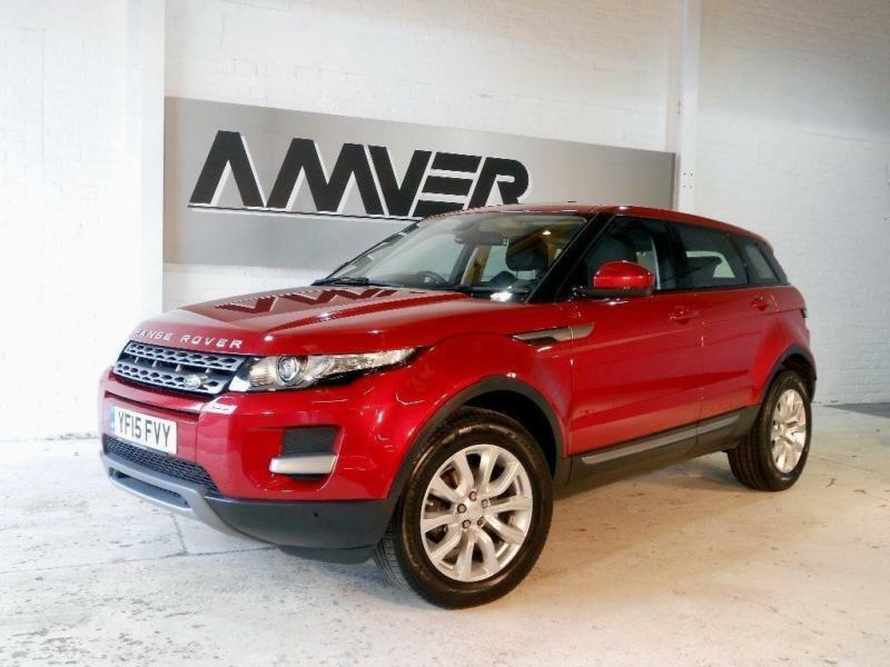 2015 Land Rover Range Rover Evoque 2.2 ED4 Pure Tech Hatchback (2WD) 5dr