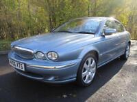 Jaguar X-type SE DIESEL MANUAL 2006/06