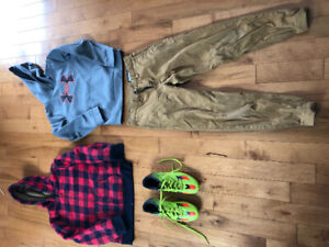 Boys youth clothes for sale