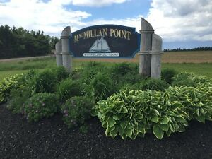 Priced to sell MacMillan Point South Lots, West Covehead.
