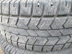 ARCTRIC CLAW WINTER LT275/65R18 10 PLY TIRES 85% TREAD