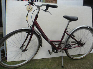 Raleigh Caprice dutch bike for Ladies - Serviced Warranty- frame 18in Welcome in The Peanut Factory