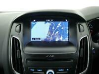 2018 Ford Focus 1.0 EcoBoost 140 ST-Line Navigation 5dr HATCHBACK Petrol Manual
