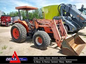Kubota M6800 MFD Tractor