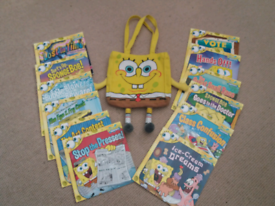 Spongebob Squarepants books