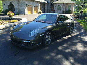 2008 Porsche 911 Turbo Coupe (2 door)