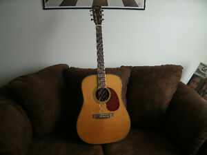 CORT EARTH 500 ACOUSTIC GUITAR