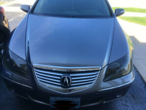Very Clean 2005 Acura RL Stype Sedan