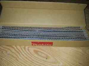 Makita screw strips