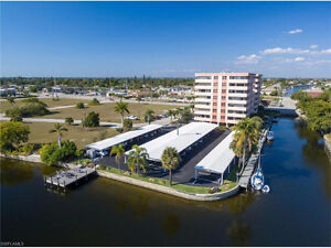 *Located in Cape Coral,FL,USA*7th Floor Gulf Access Waterfront*