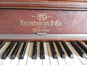 FREE Piano Heintzman and Co Toronto