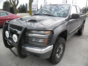 2008 Chev. COLORADO 4X4 ***The BEAST***CLEAN NO ACCIDENTS***