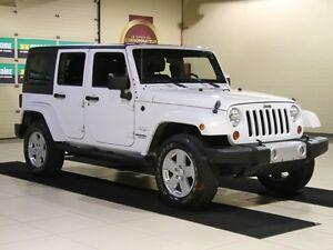 2011 Jeep Wrangler Sahara A/C MAGS