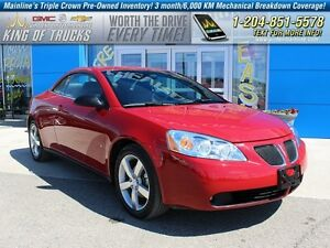 2007 Pontiac G6 GT | Convertible | Like New  - $176.19 B/W - Low