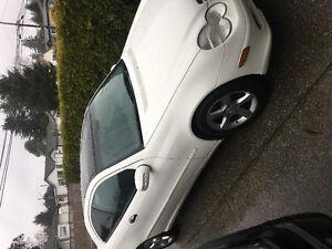2003 Mercedes-Benz C-Class White Coupe (2 door)
