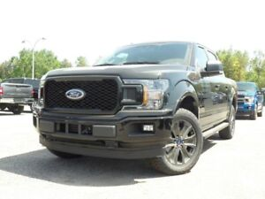 2018 Ford F-150 XLT 2.7L V6 301A