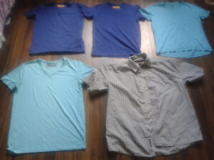 MEN'S CLOTHES - 16 pieces