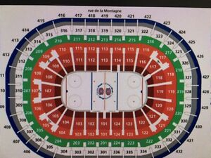 Montreal Canadiens tickets game 5 playoffs.