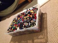 selling 20LB of lego