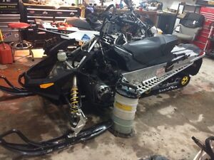 PARTING OUT 2008 RENEGADE 800
