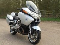 Bmw R1200rt 1 owner from new