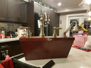 Kitchen faucets and bathtub faucets