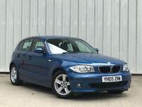 BMW 118 2.0TD 2005MY d SE 2 KEYS + ALLOYS+ AC PX SWAP FINANCE AVAILABLE