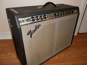Vintage Fender Twin Reverb - '73 Silverface (moving in February) Kingston Kingston Area image 4