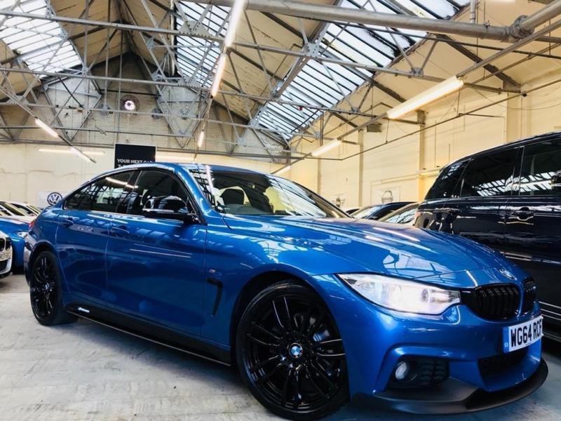 2014 BMW 4 Series Gran Coupe 2.0 420d M Sport Gran Coupe ...