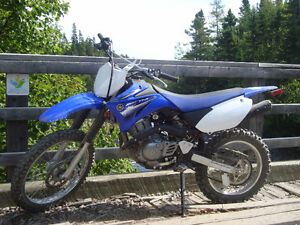 Yamaha - TTR 125L Dirt Bike