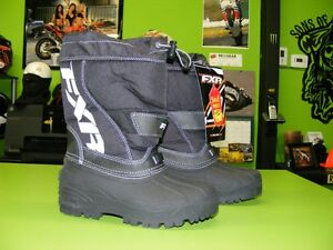 FXR - Kids Boots - Size 1 & Size 4 at RE-GEAR Kingston Kingston Area image 1