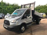 Ford Transit Tipper 2016 *NO VAT*