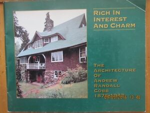 RICH IN INTEREST AND CHARM by Jean B. Weir