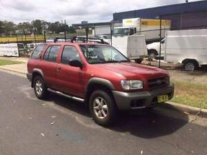 LOW KM - Nissan Pathfinder 4x4 Wagon Lidcombe Auburn Area Preview