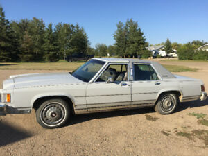 1987 Ford Grand Marquis