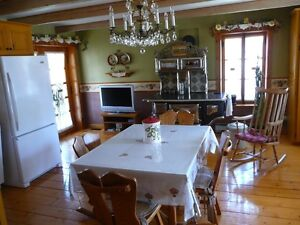 Terre forestière, agricole, érablière avec maison ancestrale Saguenay Saguenay-Lac-Saint-Jean image 2