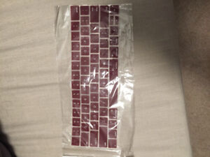 Macbook pro keyboard cover brand   new