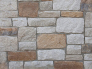 Thin Stone Veneer and Corners SPECIAL SALE!!!