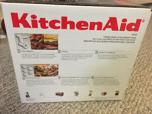 Kitchen aid stand mixer pack